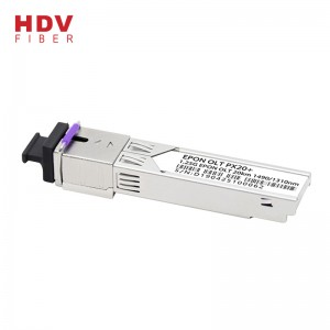 1000BASE-PX20 ++ EPON Олт SFP Transceiver ZL5432099-ICS