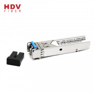 1.25G 1310nm 20KM Single yanayin dual fiber LC Sfp Module