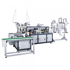 Medical Non Woven Disposable Face Mask Making Machine