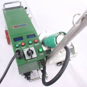 ZX8000 Tent/Banner Welding Machine