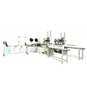 Medical Mask Making Machine