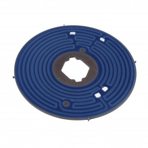Thick Film Heating Round Plates