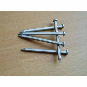 Galvanized square boat nails