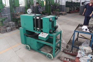 GD-150 Moja kwa moja Upset Forging Machine