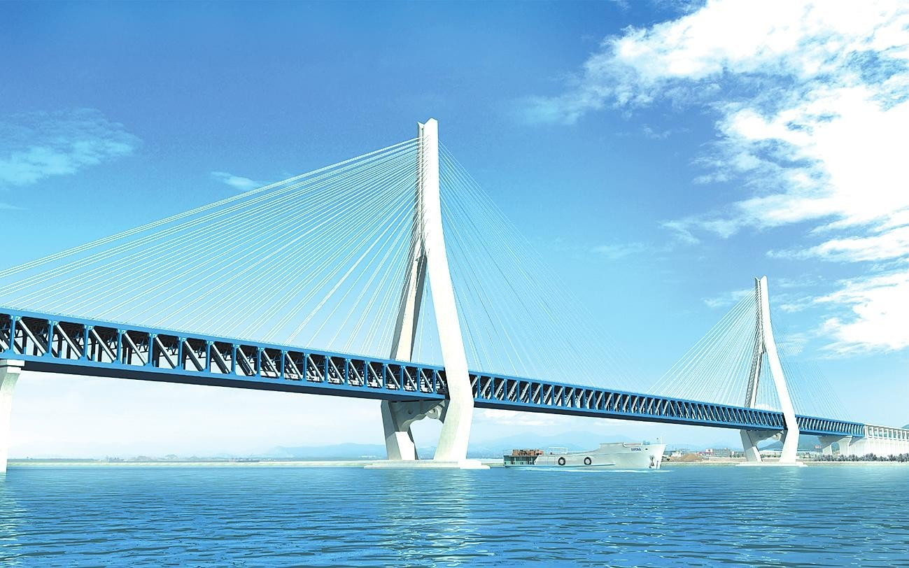 A dragon crossing the ocean ——How does the Hong Kong, Macao and zhuhai bridge switch left and right?