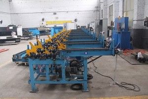 GL-12 Rebar Ihe Automatic Ọhazi & feeder Machine