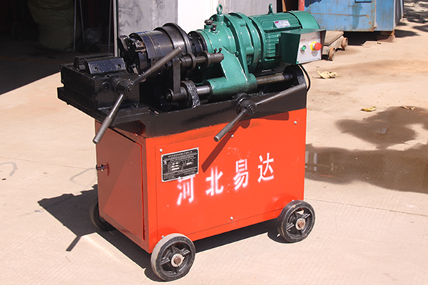 BGZL-40B3 Rib Peelling Thread Rolling Machine Featured Image