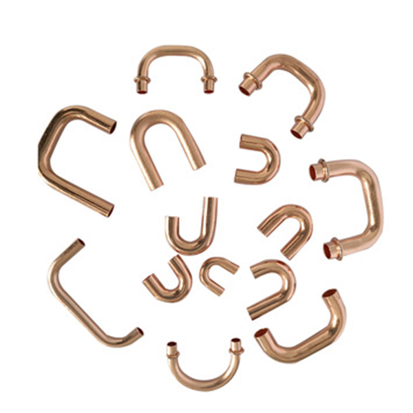New Arrival China U Bend Copper Pipes For Refrigeretion - 180 degree U bend pipe copper return bends fittings – Wanhua