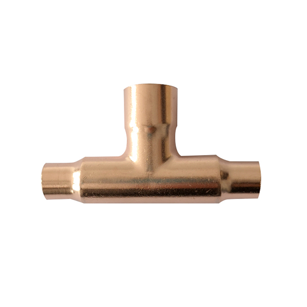Cheap price Plumbing Copper Fitting T Copper Tube Tee - T-shape-tripod-copper-pipe-fittings – Wanhua