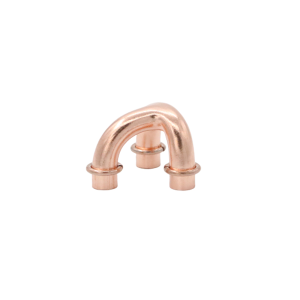 China OEM Copper Tee Joint - Different Size of Claw Copper Tee – Wanhua