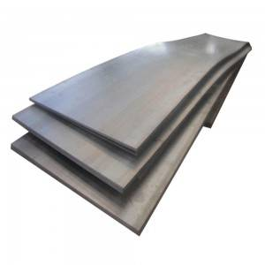 OEM/ODM Manufacturer A36 Checkered Steel Plate -
