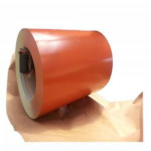 Ppgi Color Prepainted Galvanized Steel Coil