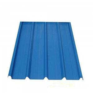 Colour Coated Zinc Roofing Sheet
