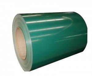 Prime Color Prepainted Galvanized Steel Coil