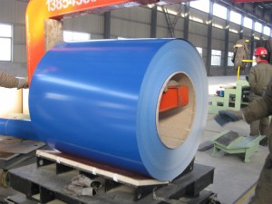 China Cheap price Prepainted Steel Coil -