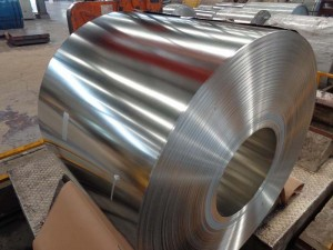 Factory Supply Stainless Steel Coil Ss304 -