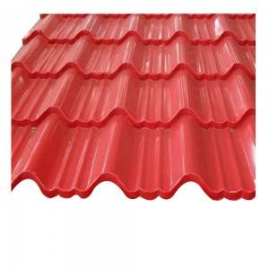 Ppgi/Corrugated Zink Roofing Sheet