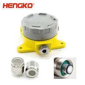 gas leak detector probe housing
