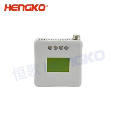 IP67 RS485 digital Sht11 medical instruments temperature and humidity transmitter I2C sensor with waterproof shell