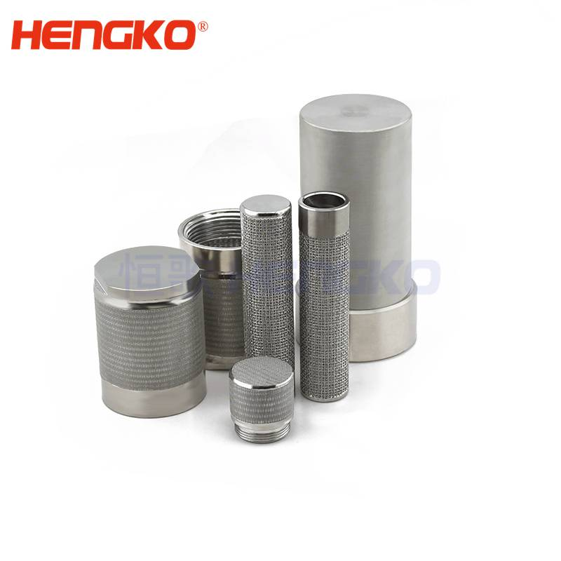 SS304 316 professional manufacturer customized  stainless steel metal  wire mesh for medical equipment accessories Featured Image