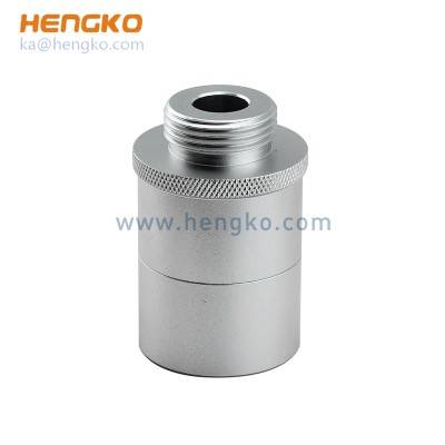 2019 Good Quality Portable Multi Gas Detector - waterproof stainless steel porous housing for co2 ethylene nitrogen oxygen gas sensor – HENGKO