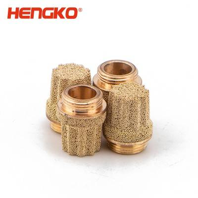 Breather vents with male thread, bronze brass stainless steel SS 316 ASP-1/2/3/4/6/8 BV