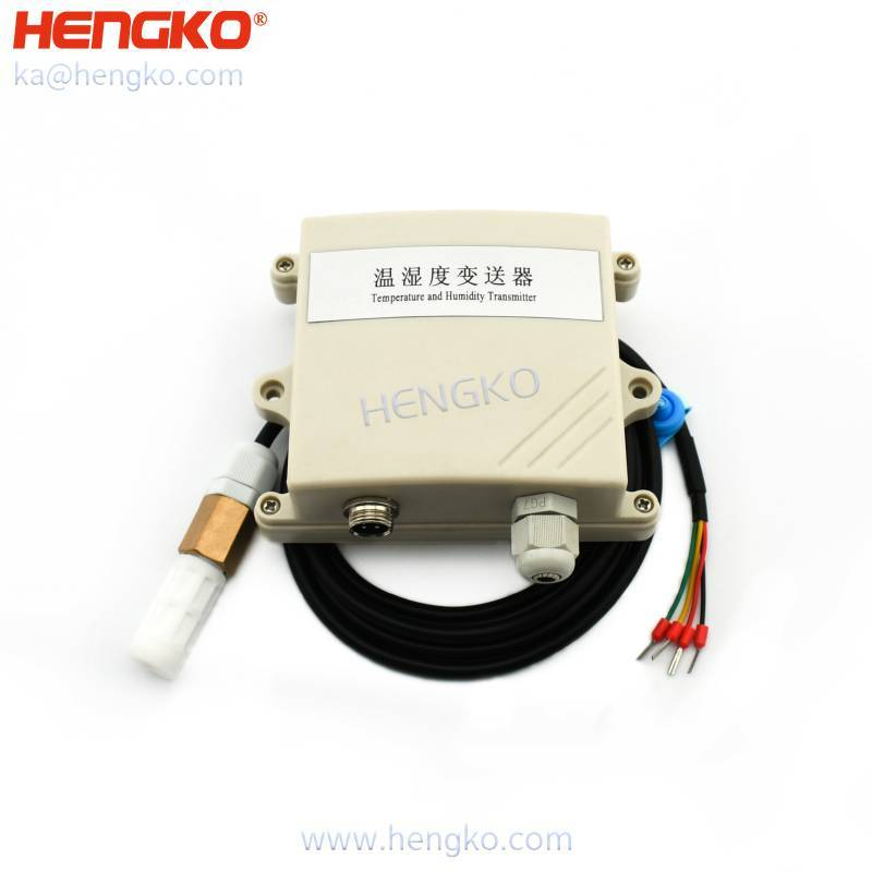 HENGKO high precision RS485 wireless temperature humidity transmitter/sensor humidity environment test for greenhouse Featured Image