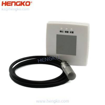 HENGKO analogue output dew point measurement humidity sensor module for high humidity applications, 0~100%RH