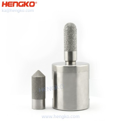 HENGKO narrow space portable humidity and temperature meter recorder for demanding low humidity conditions