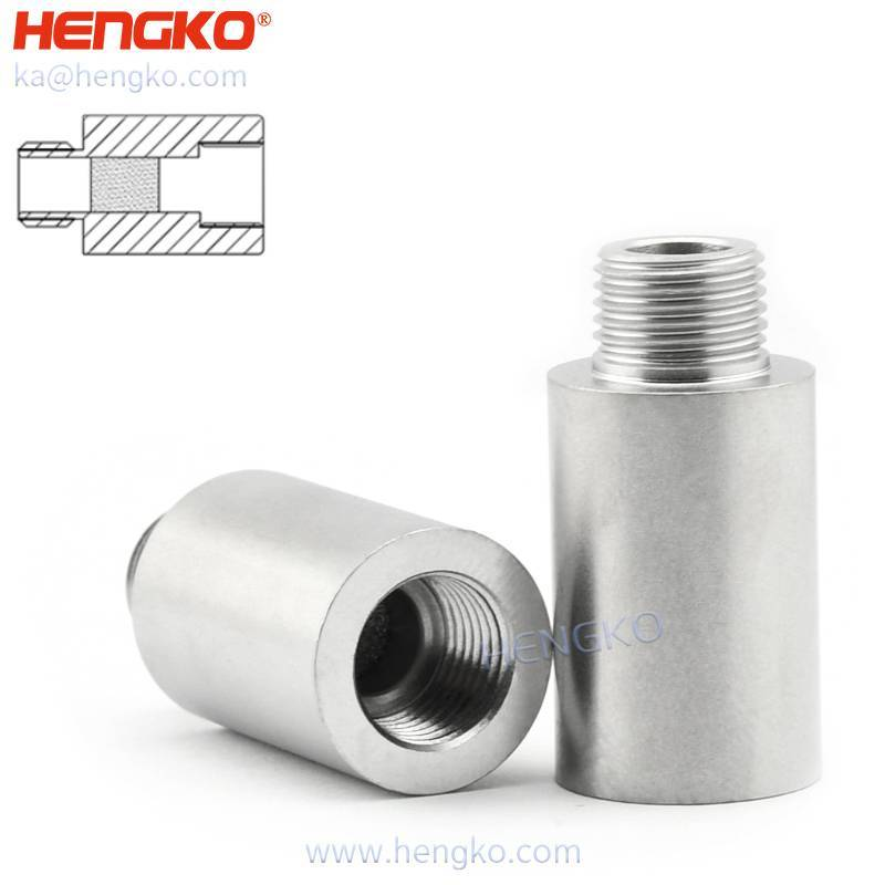 High Purity sintered porous metal stainless steel 316L flow restrictors chamber diffusers for load lock chambers and load lock chambers Featured Image