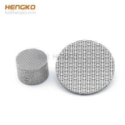 SS304 316 professional manufacturer customized  stainless steel metal  wire mesh for medical equipment accessories