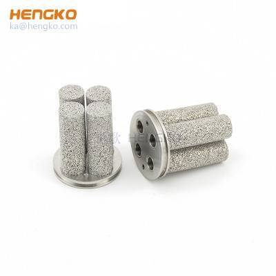 sintered metal powder porous stainless steel 316/316L high pressures filter media textile filters uesd for polymer filtration