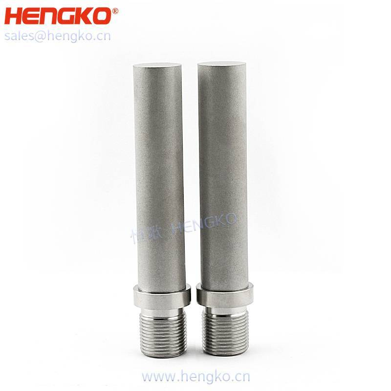 Factory price supply good abrasion resistance sintered 304 316 316L stainless steel filter element used for water and liquid filtration Featured Image
