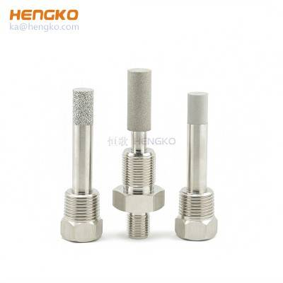 medical grade water atomization treatment stainless steel ozone pressure oxygen diffuser air stone
