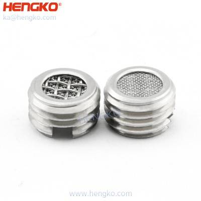 HSP sintered stainless steel 304/316L porous filter media for Environmental protection, noise reduction or filtration system