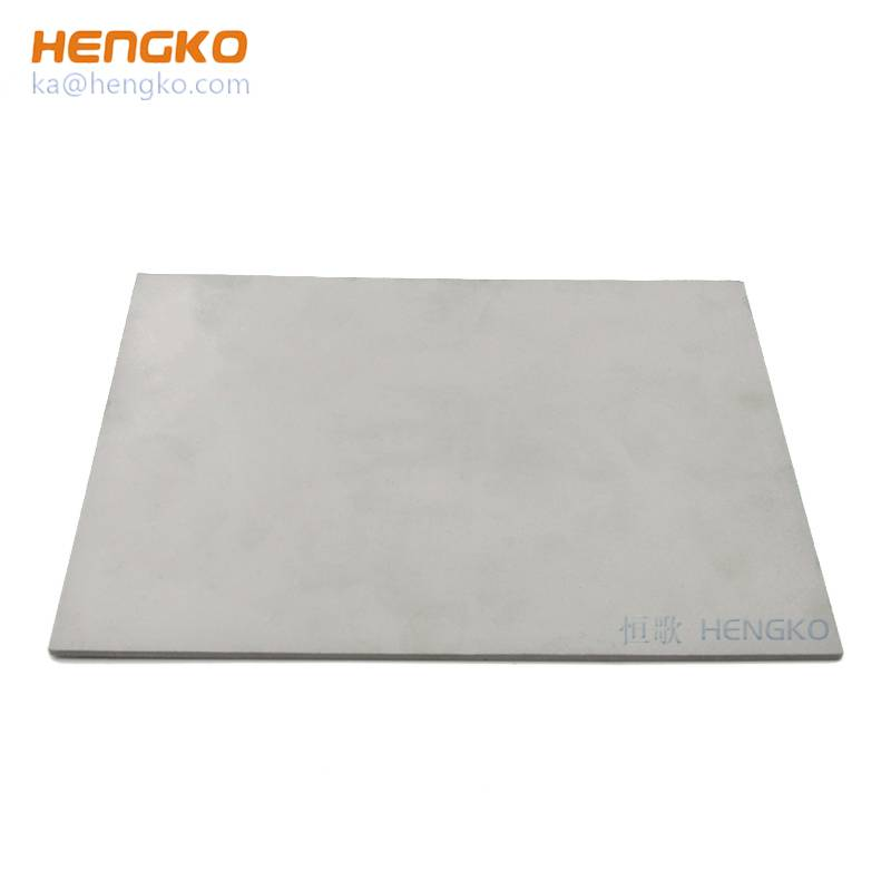 Factory wholesale Sintered Porous Metal -