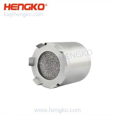 China Cheap price Sniffer Gas Detector – Explosion proof sintered metal filter protection covers housing for gas leak detector