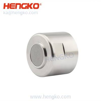 Professional China Chlorine Gas Detector - industrial fixed wallmounted gas leak detector carbon monoxide gas alarm housing – HENGKO