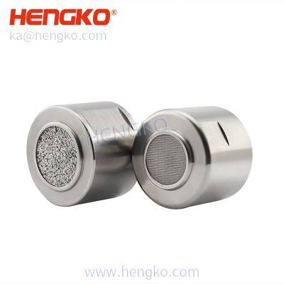 SS316L outdoor sintered stainless steel isolation sparks protective housing combustible detection alarm equipment gas sensor