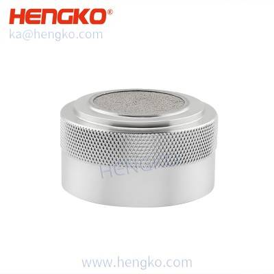 Wholesale Price Gas Detector Probe - Explosion proof Stainless Steel Probe Filter Caps Protection Caps Industrial Analog Plant Gas Sensor – HENGKO