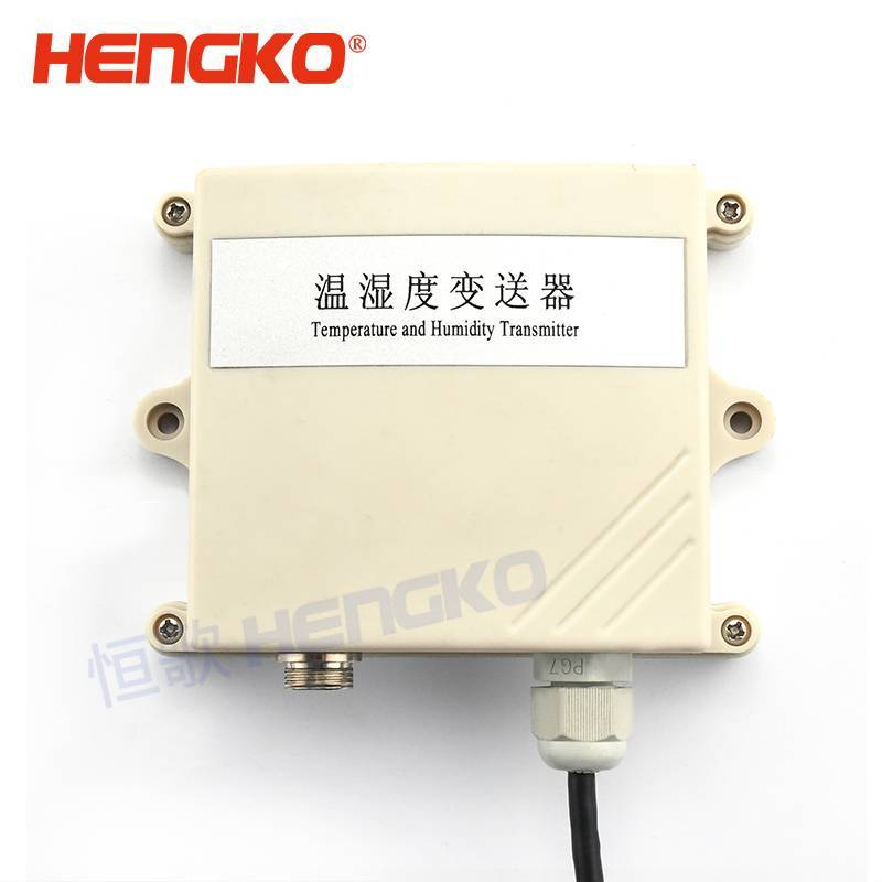 RS485 wireless sht35 transformer oil and paper industry moisture and temperature meter series sensor waterproof prope shell Featured Image