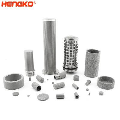 Precious Metal Catalyst Filters – Stainless steel multi-layer mesh filter candle