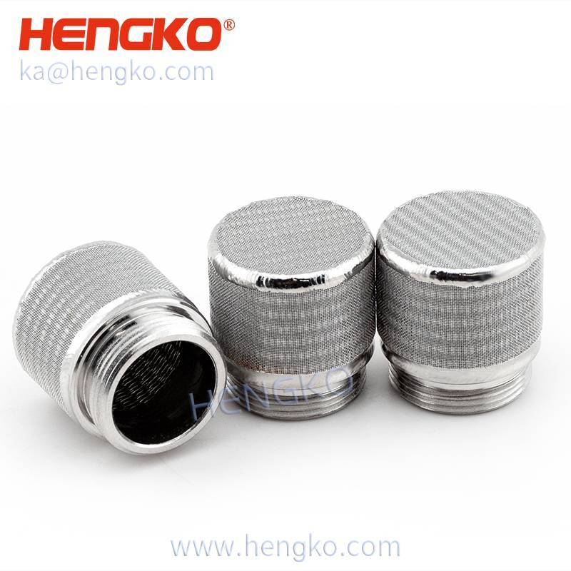 Washable sintered  multilayer wire mesh 304 316 316L stainless steel filter cartridge for food and pharmaceutical industries Featured Image