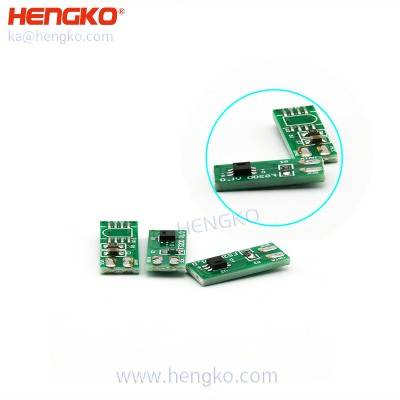 low cost high quality electronic pcb board layout for temperature and humidity sensor SHT series