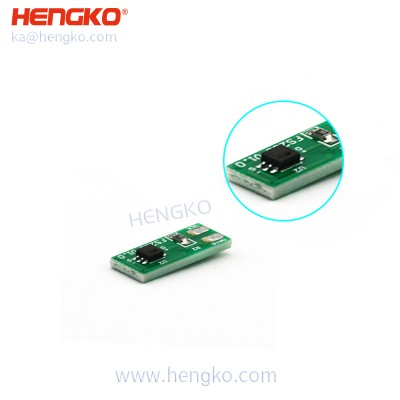 HENGKO SHT series PCB double-sided circuit switch board for weatherproof stainless steel high temperature and relative humidity sensor probe