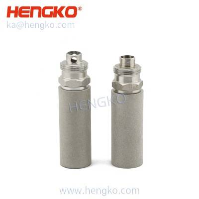 SFT01 .5 Micron stainless steel flare carbonation diffusion stone beer