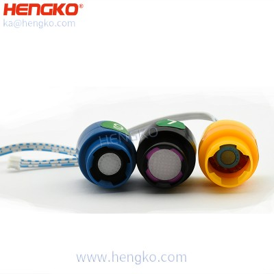 HENGKO high precision Catalytic Combustion Benzene Totuene Ethylbenzene gas sensor module for industrial gas-fired methane detection probe