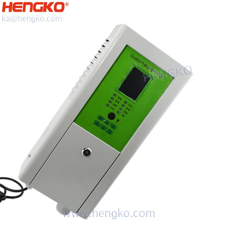 HENGKO high quality industrial and domestic combustible gas alarm fixed type and portable type Featured Image
