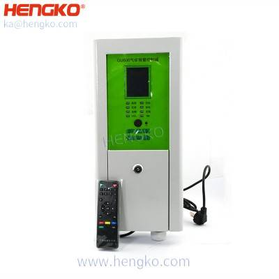HENGKO high sensitivity chlorine consumable and toxic gas leak detector  detection sensor for chemical steel plant