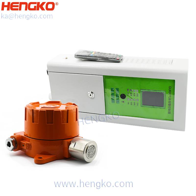 durable leaking gas detector sensor for industrial and domestic environment safety monitoring Featured Image